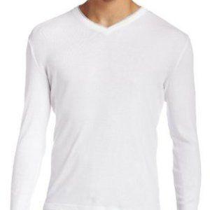 NWOT Calvin Klein Men's Long Sleeve T-shirt Large